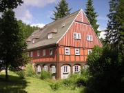 Haus Els, Oberlausitzer Umgebindehaus von 1825, liebevoll restauriert