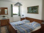 """Schlafzimmer im Appartement """"Lauscheblick"""""""