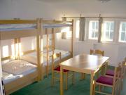 Mehrbettzimmer im Jugendhaus