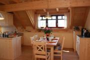 Blick in die Wohnküche