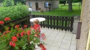 Terrasse mit Grillmöglichkeit