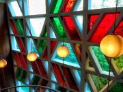 Denkmalgeschütztes Hotel mit DDR-Kunst