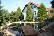 Teichgarten mit Liegewiese