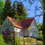 5 Sterne vom DTV, Traditionelles Umgebindehaus mit allem Komfort