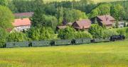 Die Ferienanlage Jonsberg-Hütten im Luftkurort Jonsdorf: Am Fuße des Jonsbergs gelegen bieten die Ferienhäuser Urigkeit und Gemütlichkeit im kanadischen Blockhausstil.