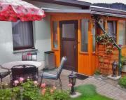 Eingang/Vorhaus zum Ferienhaus