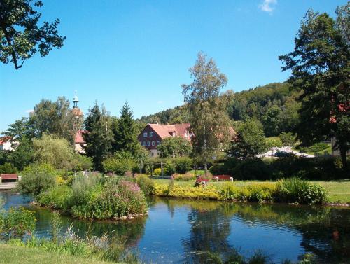 Kurpark Jonsdorf