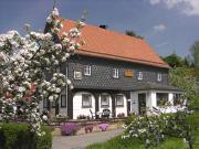 Haus Sonnenuhr - historisches Oberlausitzer Umgebindehaus