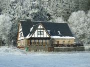 Bergfreund im Winter