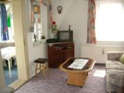Wohnzimmer und Veranda