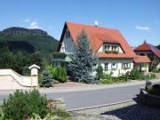 Haus  Straßenansicht - Blick zum Lilienstein