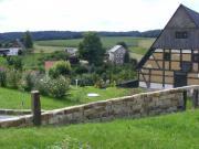 Blick auf Goßdorf