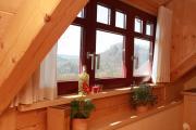 Blick von der Wohnküche