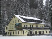 Gaststätte im Winter