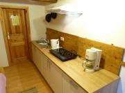 Vierbettzimmer mit Kochgelegenheit