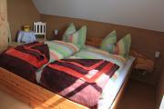 Schlafraum 1 (Doppelbettzimmer)