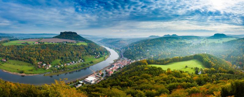 Königstein in Sachsen an der Elbe